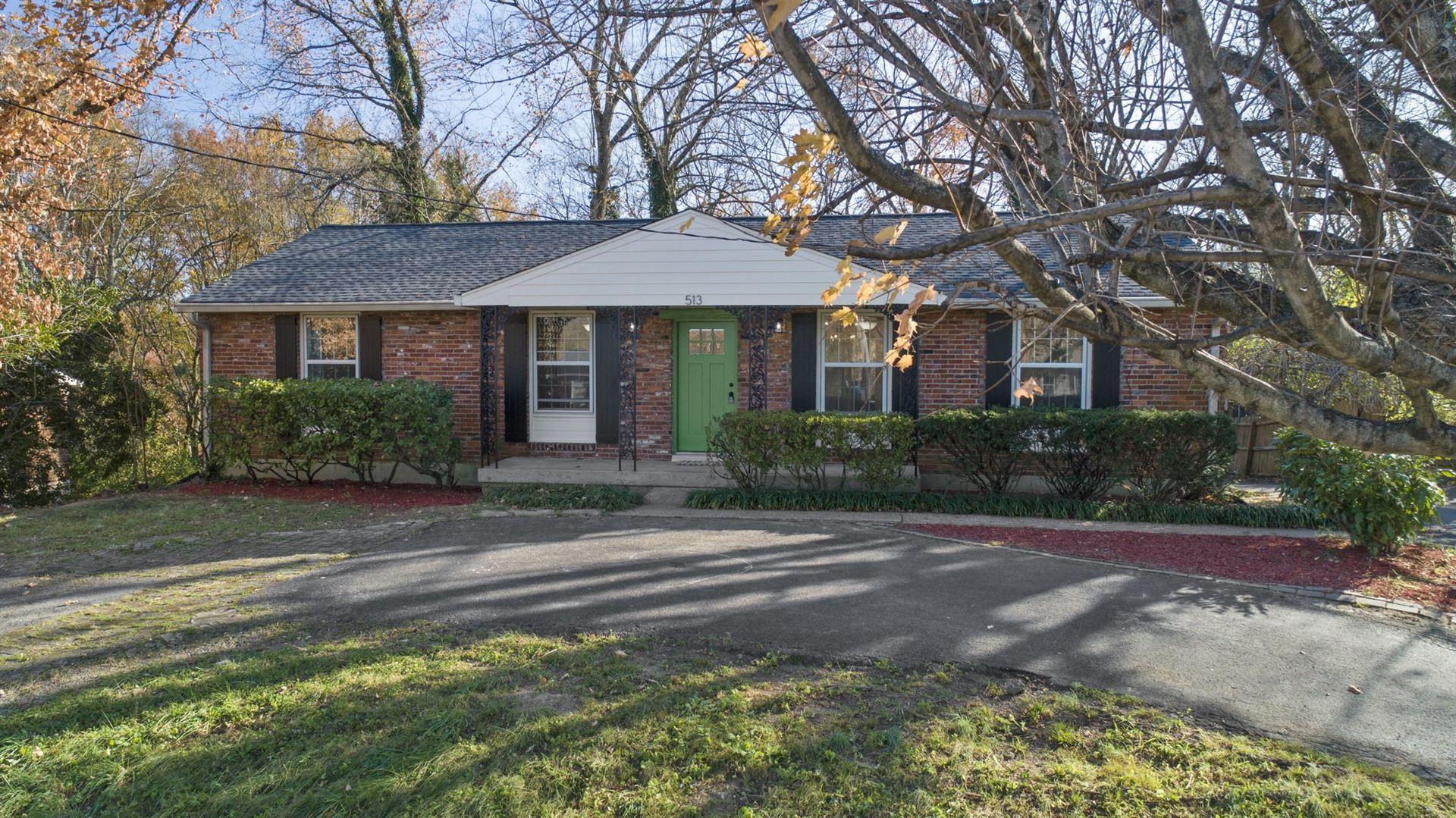 513 Harding Pl, Nashville, TN 37211 - MLS#: 2208757
