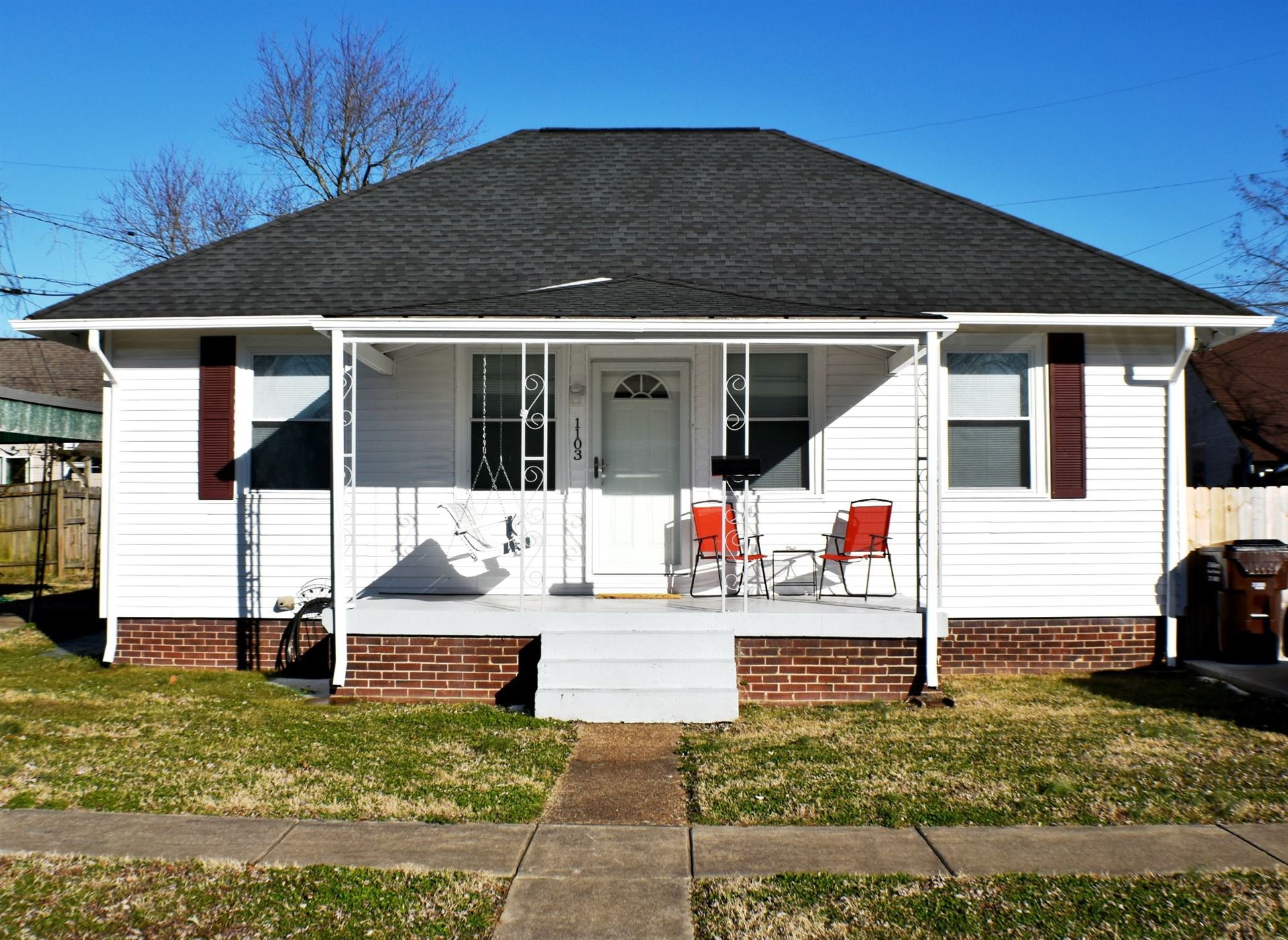 1103 Debow St, Old Hickory, TN 37138 - MLS#: 2230758