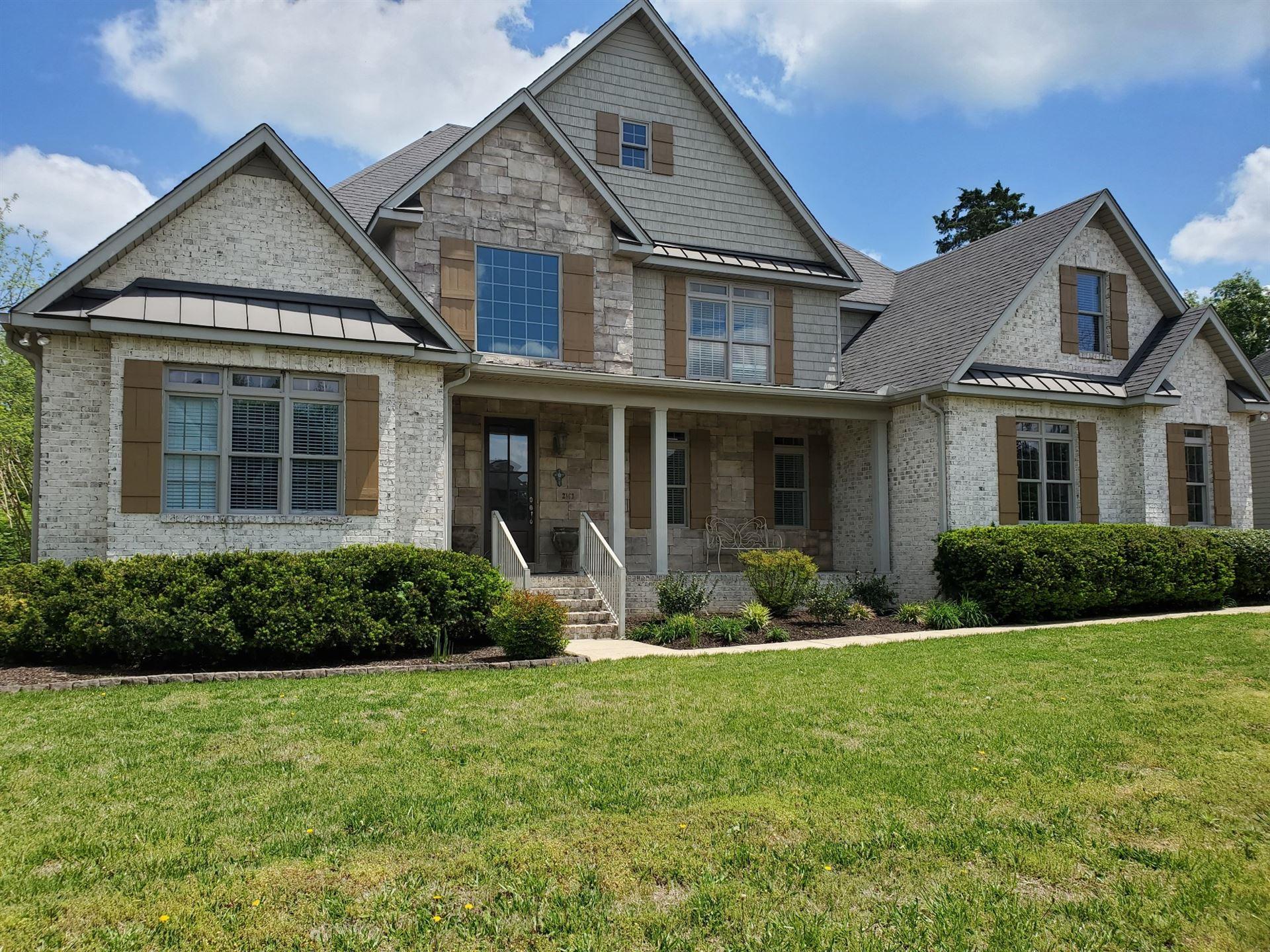 2363 Garrison Cove, Murfreesboro, TN 37130 - MLS#: 2146760
