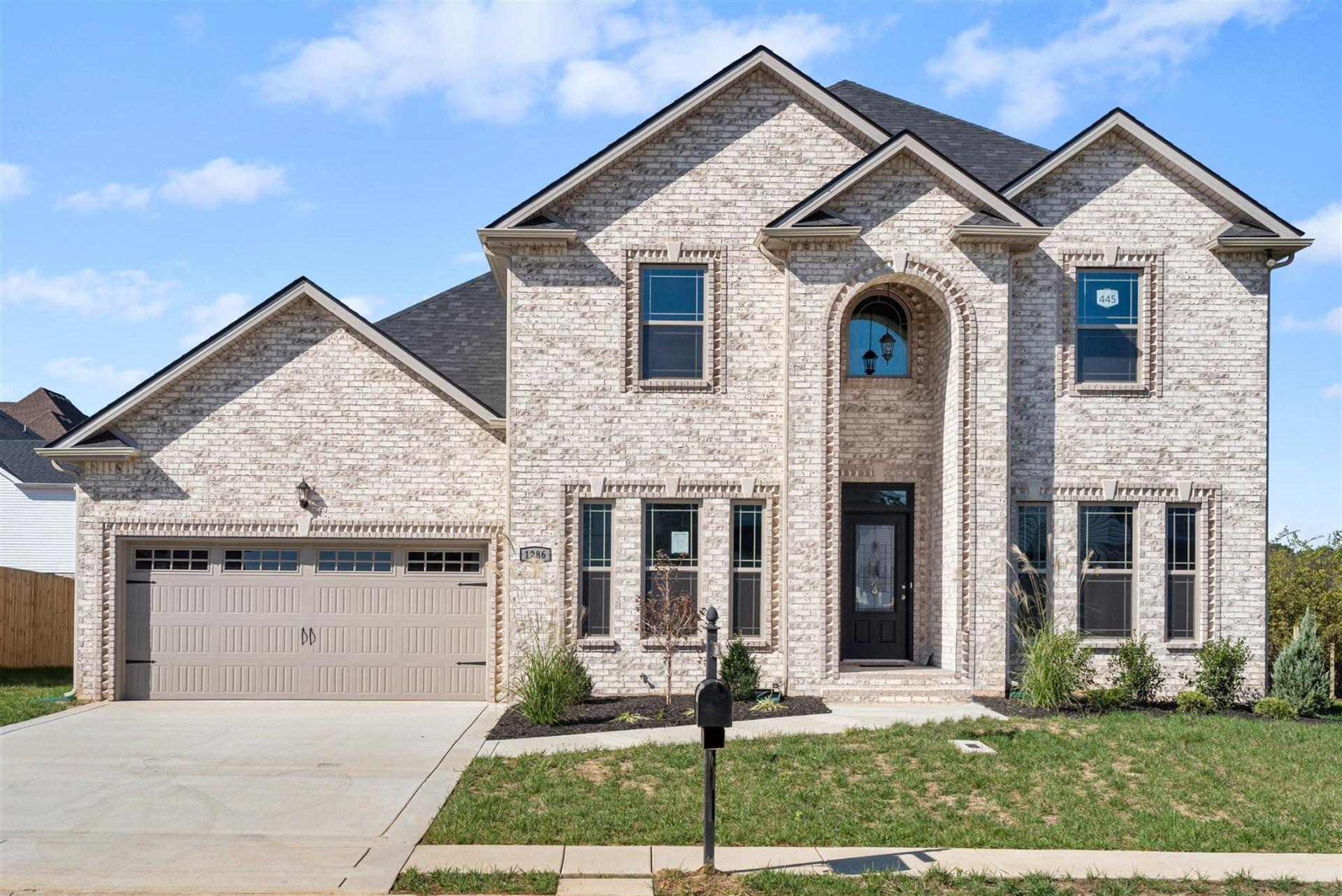 628 Farmington Lot 628, Clarksville, TN 37043 - MLS#: 2189762