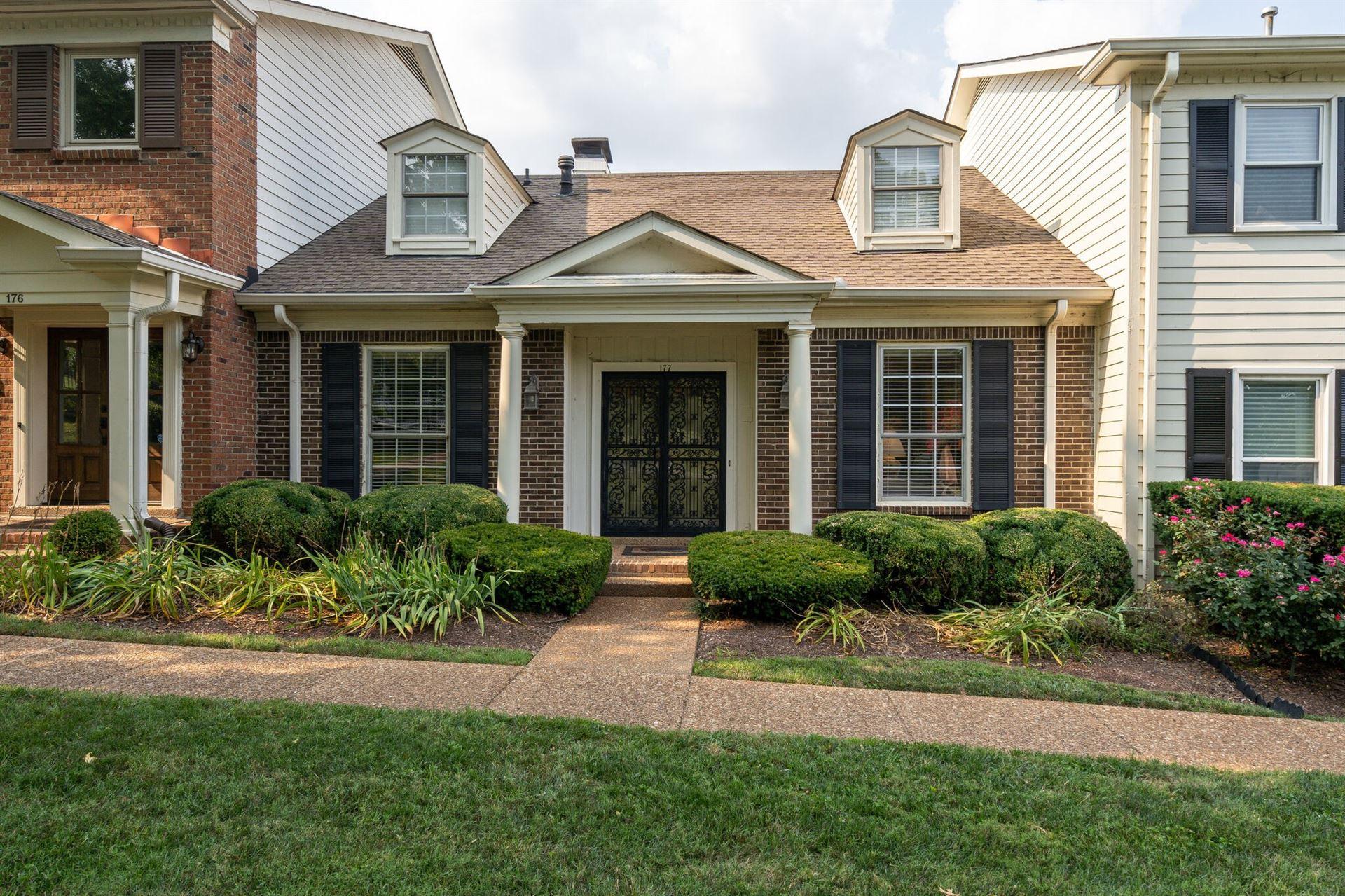 177 Jefferson Sq, Nashville, TN 37215 - MLS#: 2285762