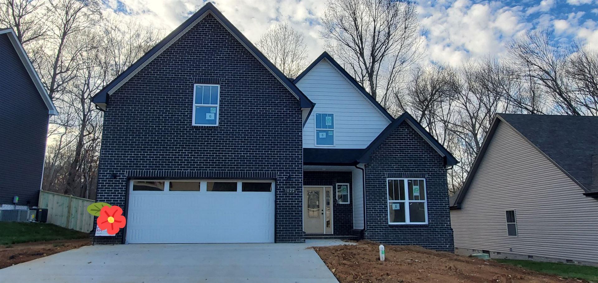 6 Glenstone Village, Clarksville, TN 37043 - MLS#: 2256763