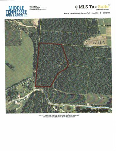 Photo of 0 Garrison Rd/Justwood Ln, Hohenwald, TN 38462 (MLS # 2272770)