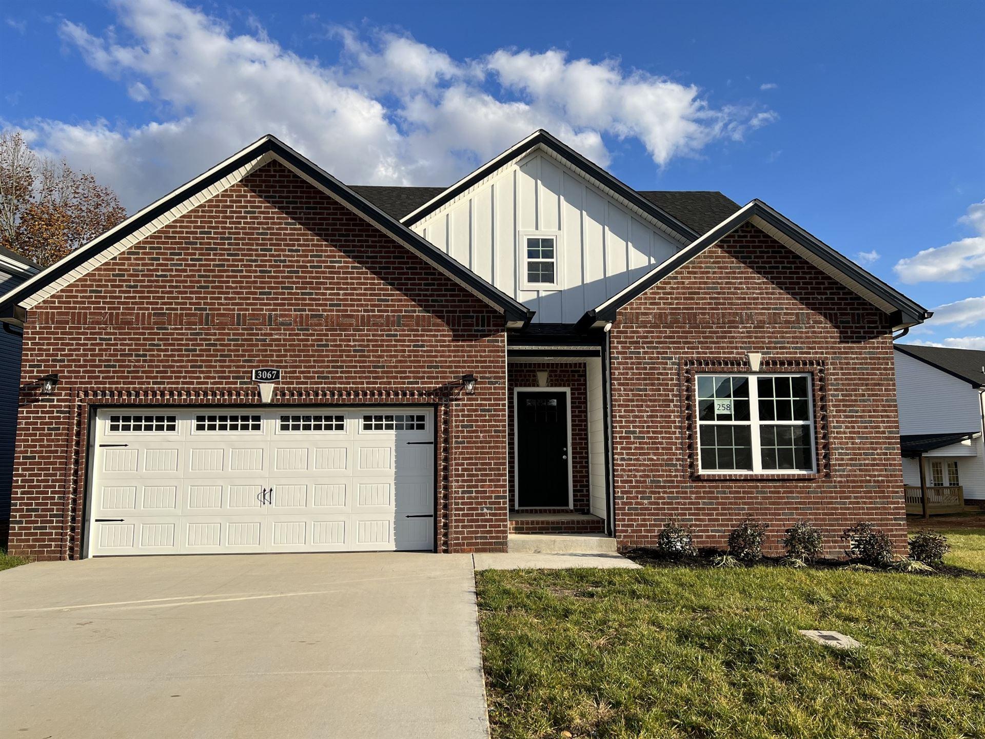 258 Charleston Oaks, Clarksville, TN 37040 - MLS#: 2262771