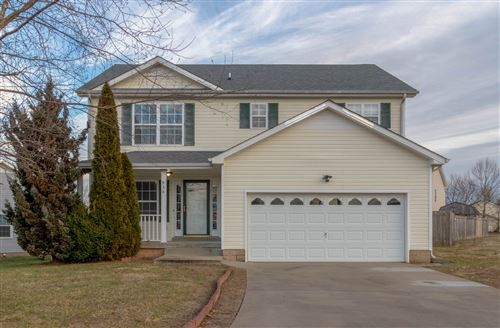 Photo of 938 COMMISSION DRIVE, Clarksville, TN 37042 (MLS # 2222772)
