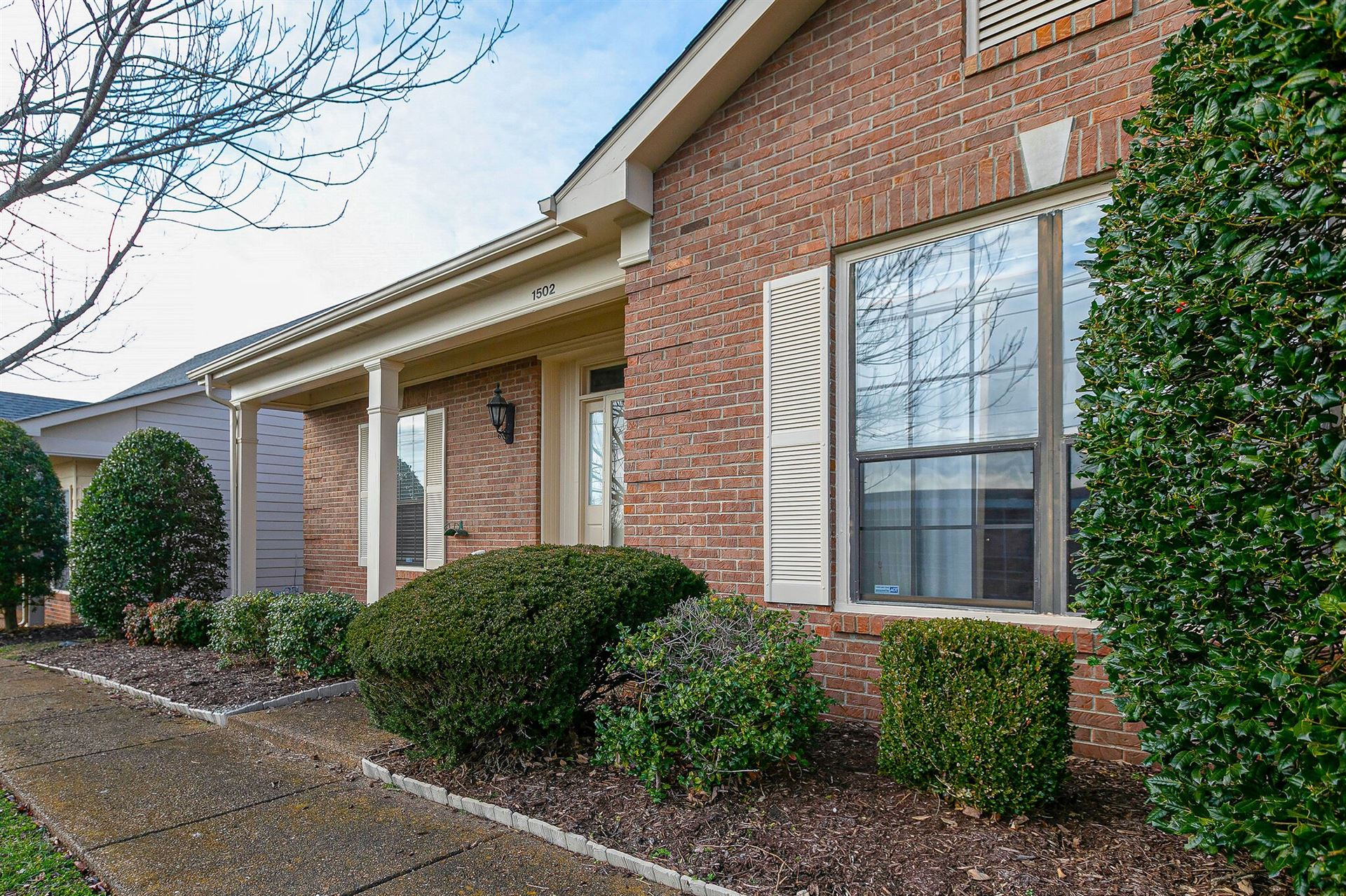 Photo of 1502 Brentwood Pt, Brentwood, TN 37027 (MLS # 2216773)