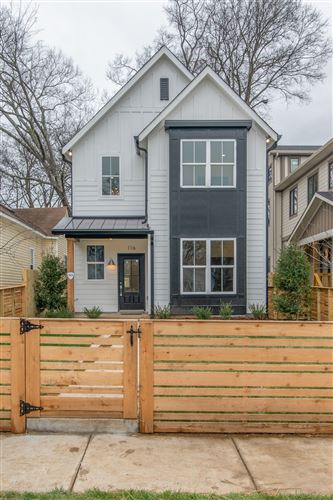 Photo of 116 Claiborne St, Nashville, TN 37210 (MLS # 2126774)
