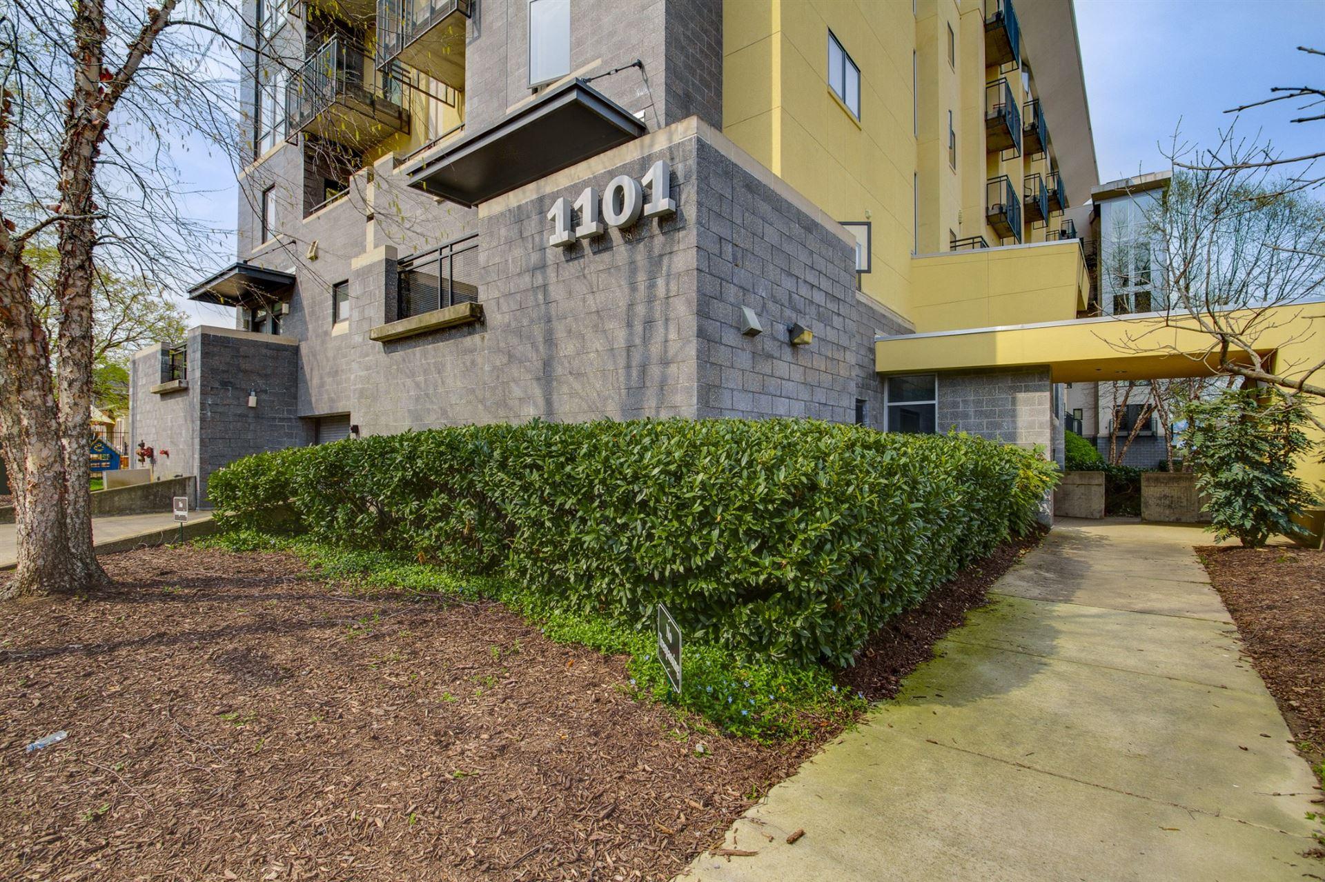 Photo of 1101 18th Ave, S #604, Nashville, TN 37212 (MLS # 2136776)