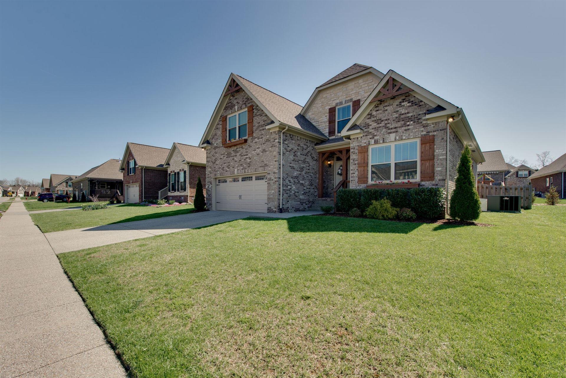 Photo of 9022 Wheeler Drive, Spring Hill, TN 37174 (MLS # 2242776)
