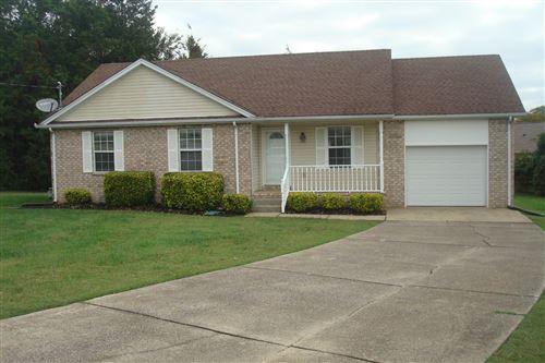 Photo of 818 ODOM CT, Smyrna, TN 37167 (MLS # 2299778)