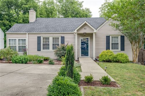 Photo of 819 Dewees Ave, Nashville, TN 37204 (MLS # 2162783)