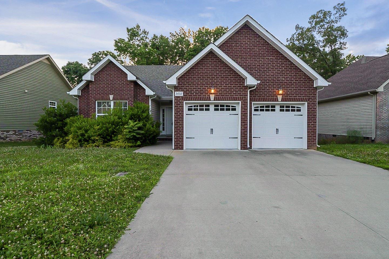 2602 Alex Overlook Way, Clarksville, TN 37043 - MLS#: 2265783