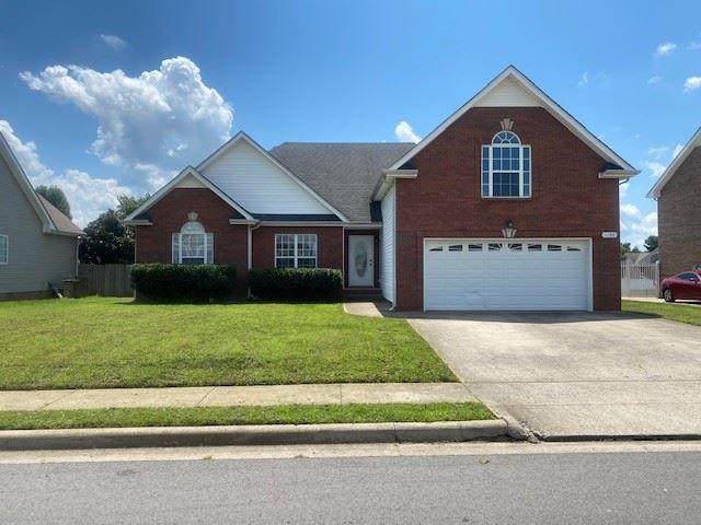 1180 Meadow Knoll Ln, Clarksville, TN 37040 - MLS#: 2177785