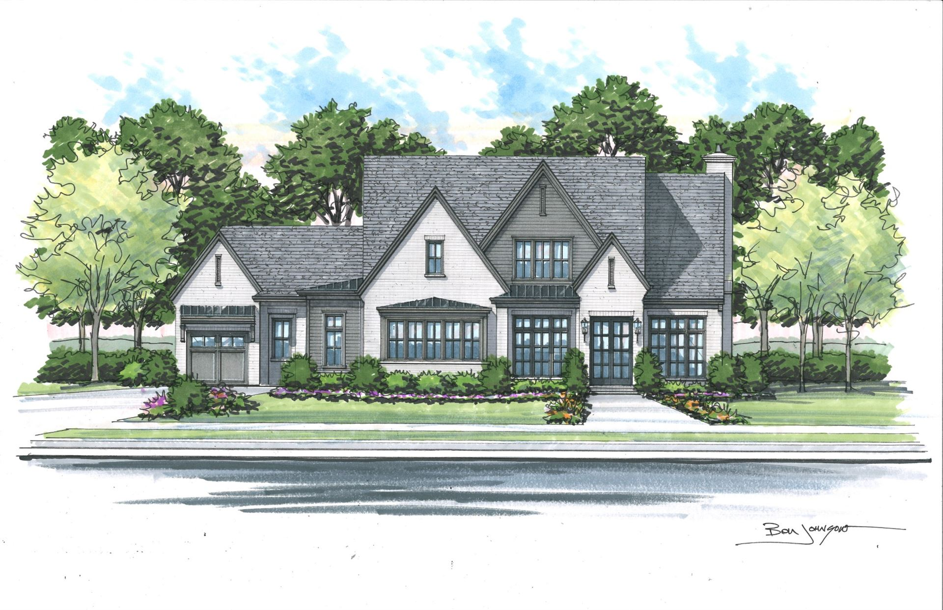 Photo of 9213 Lehigh Dr (Lot #92), Brentwood, TN 37027 (MLS # 2226785)
