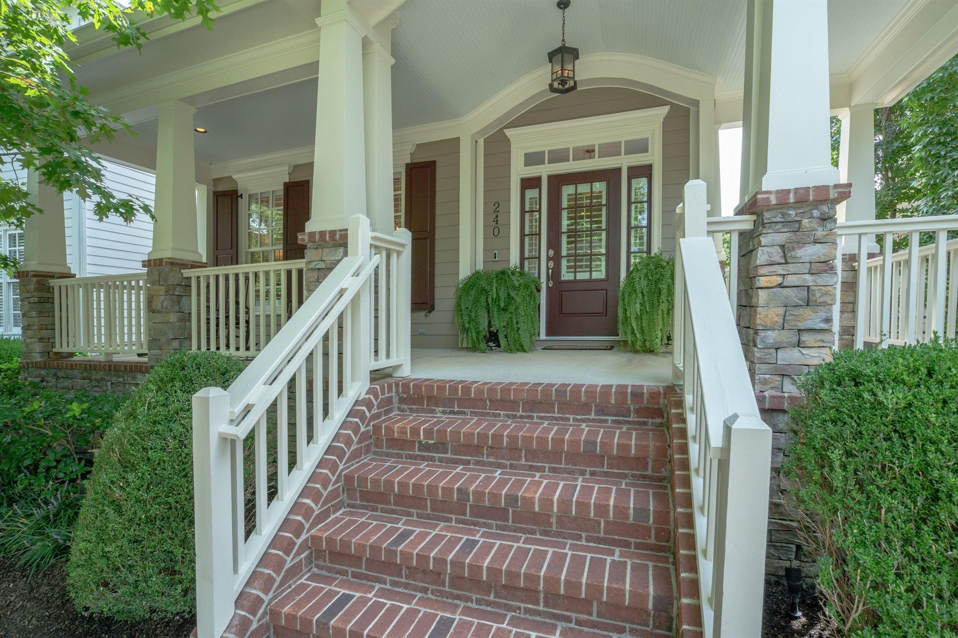 240 Pearl Street, Franklin, TN 37064 - MLS#: 2289785