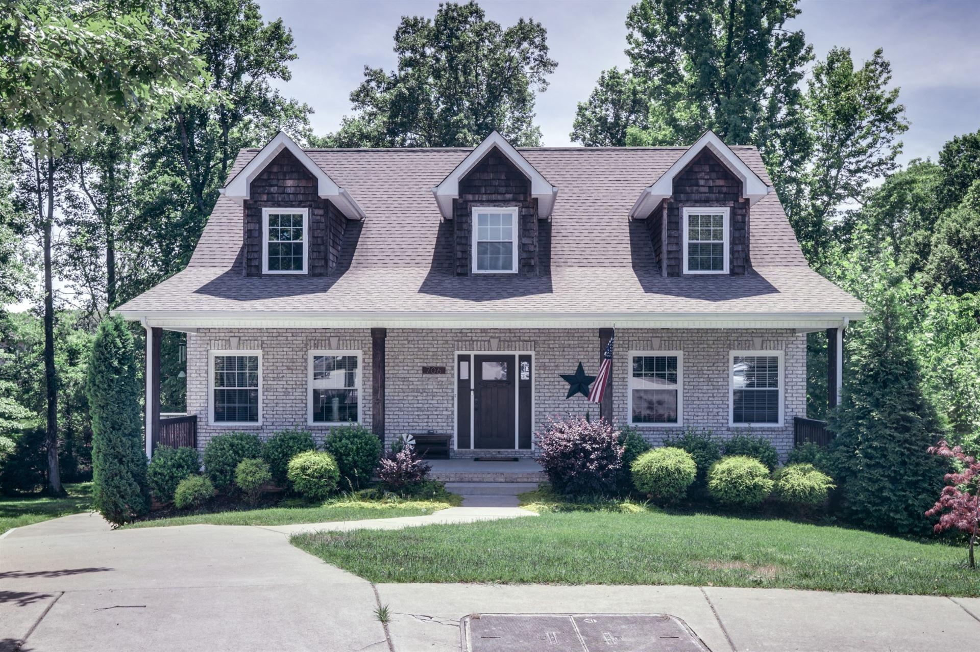706 Courtland Ave, Clarksville, TN 37043 - MLS#: 2258786