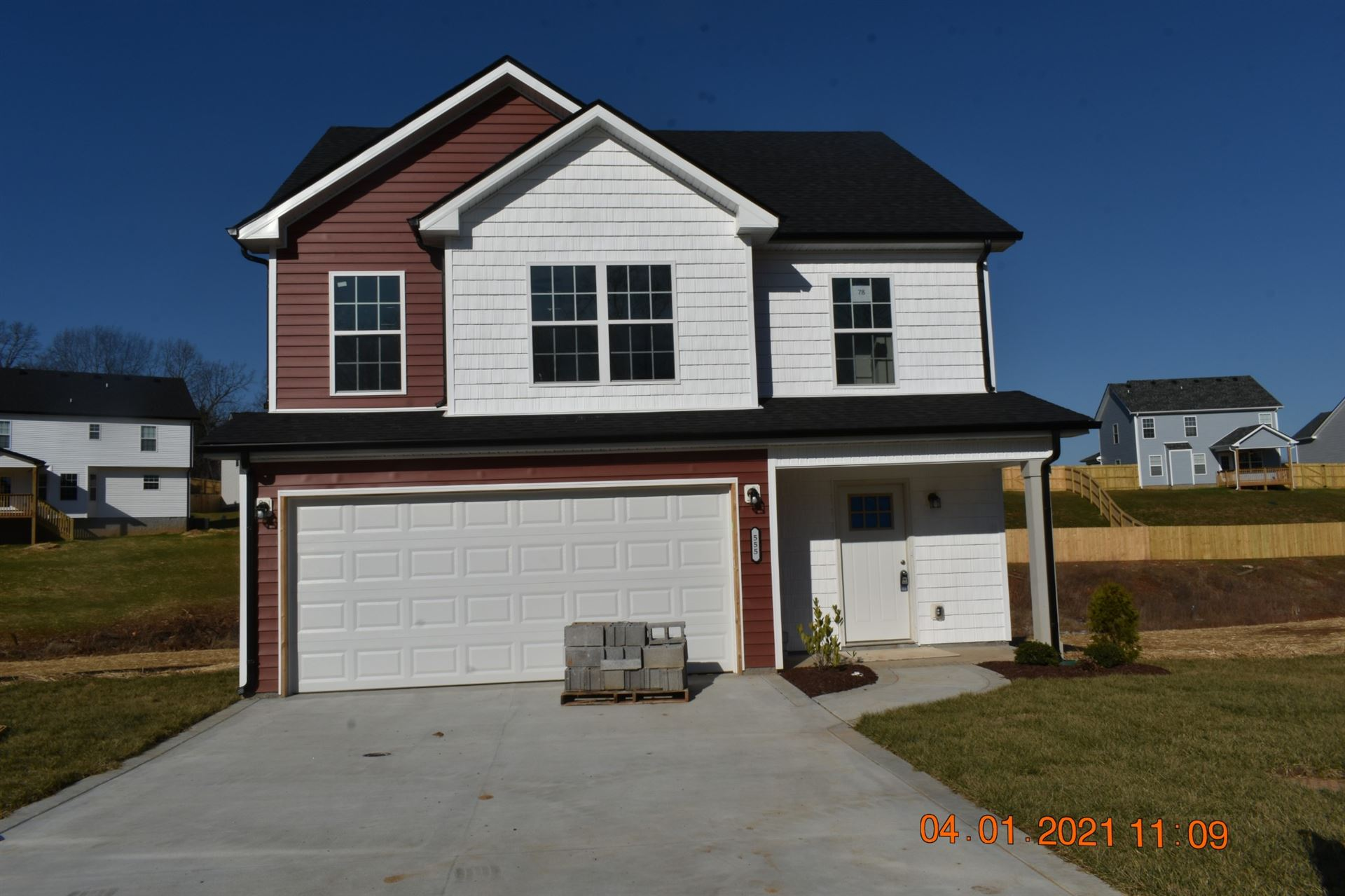78 Chestnut Hill, Clarksville, TN 37042 - MLS#: 2184787