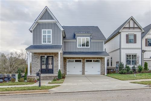 Photo of 415 Dragonfly Court, Franklin, TN 37064 (MLS # 2063788)