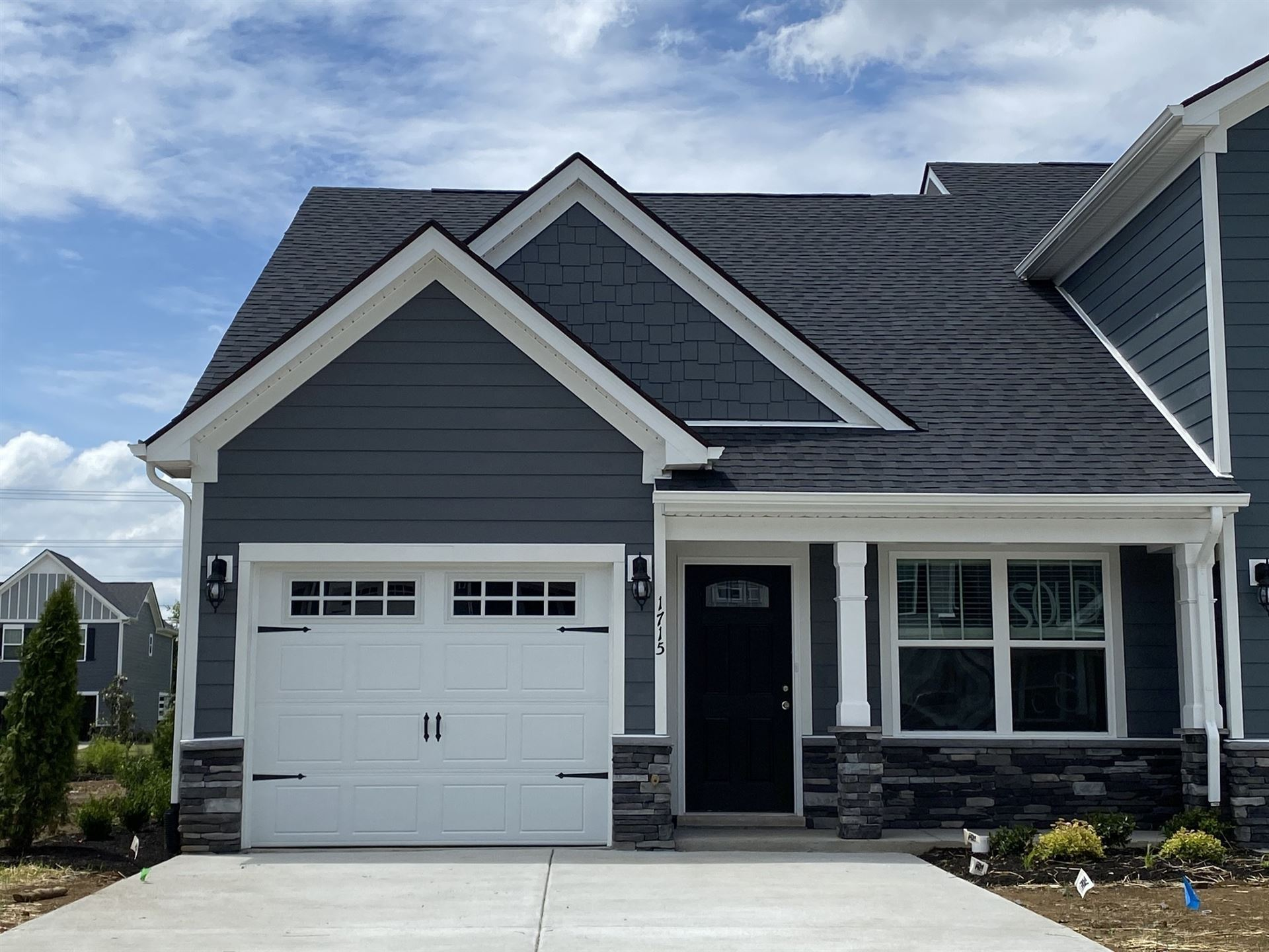 1639 Calypso Drive Lot 58 #58, Murfreesboro, TN 37128 - MLS#: 2206789