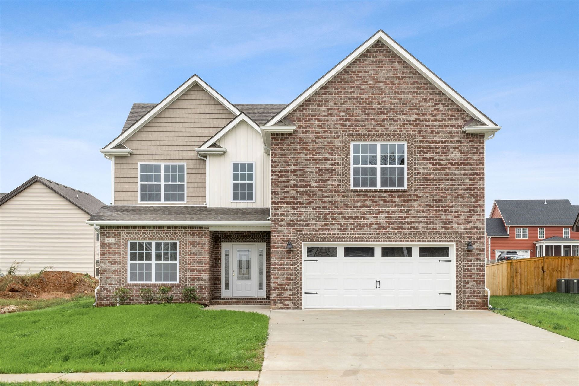 49 Reserve at Hickory Wild, Clarksville, TN 37043 - MLS#: 2185792