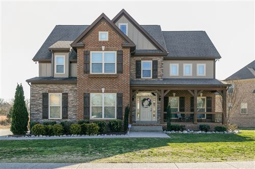 Photo of 1398 Round Hill LN, Spring Hill, TN 37174 (MLS # 2136794)