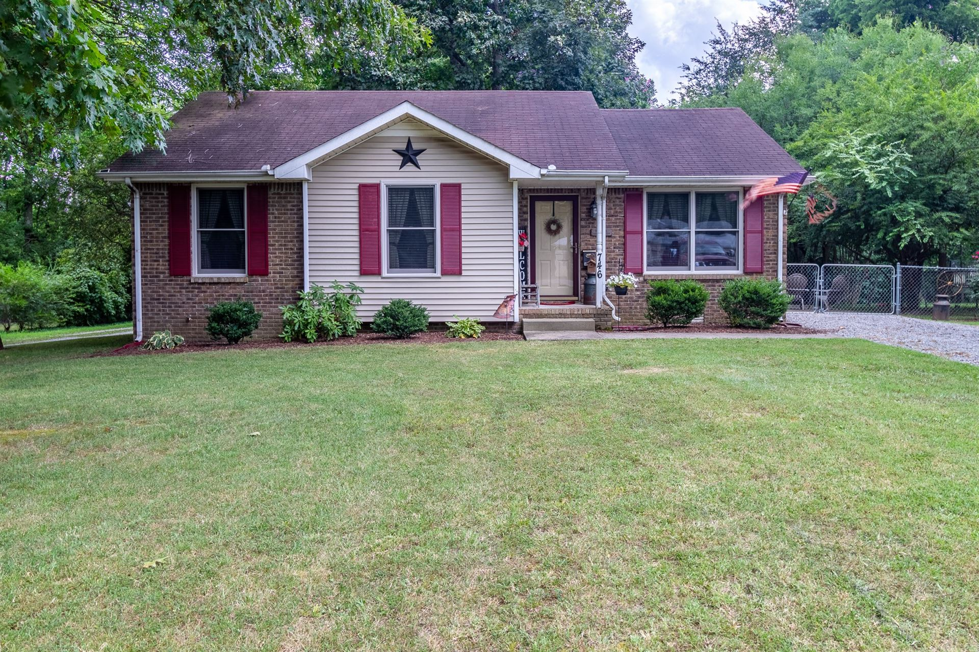 746 Needmore Rd, Clarksville, TN 37040 - MLS#: 2275795