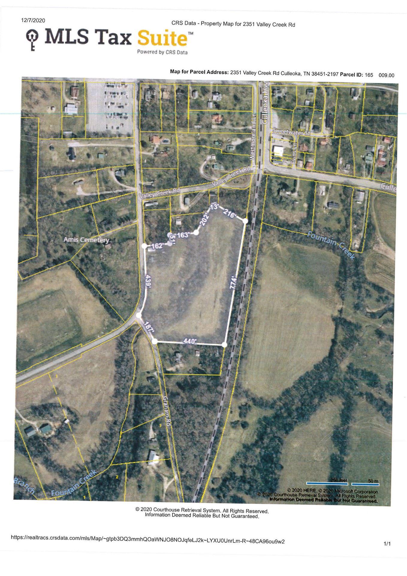 2351 Valley Creek Road, Culleoka, TN 38451 - MLS#: 2139796