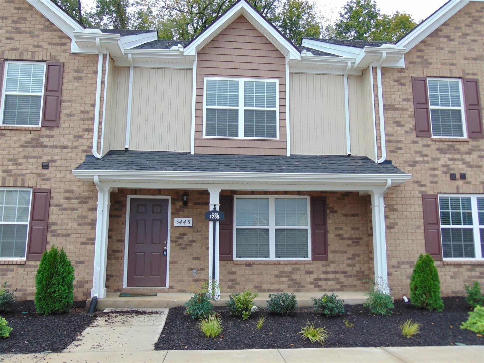 3419 Donerail Circle #381, Murfreesboro, TN 37128 - MLS#: 2220796