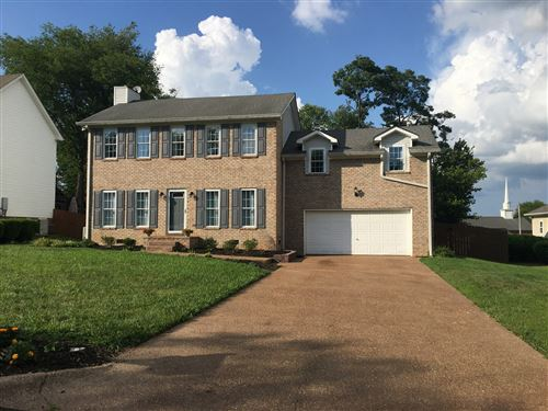 Photo of 1624 Witt Hill Dr, Spring Hill, TN 37174 (MLS # 2168798)