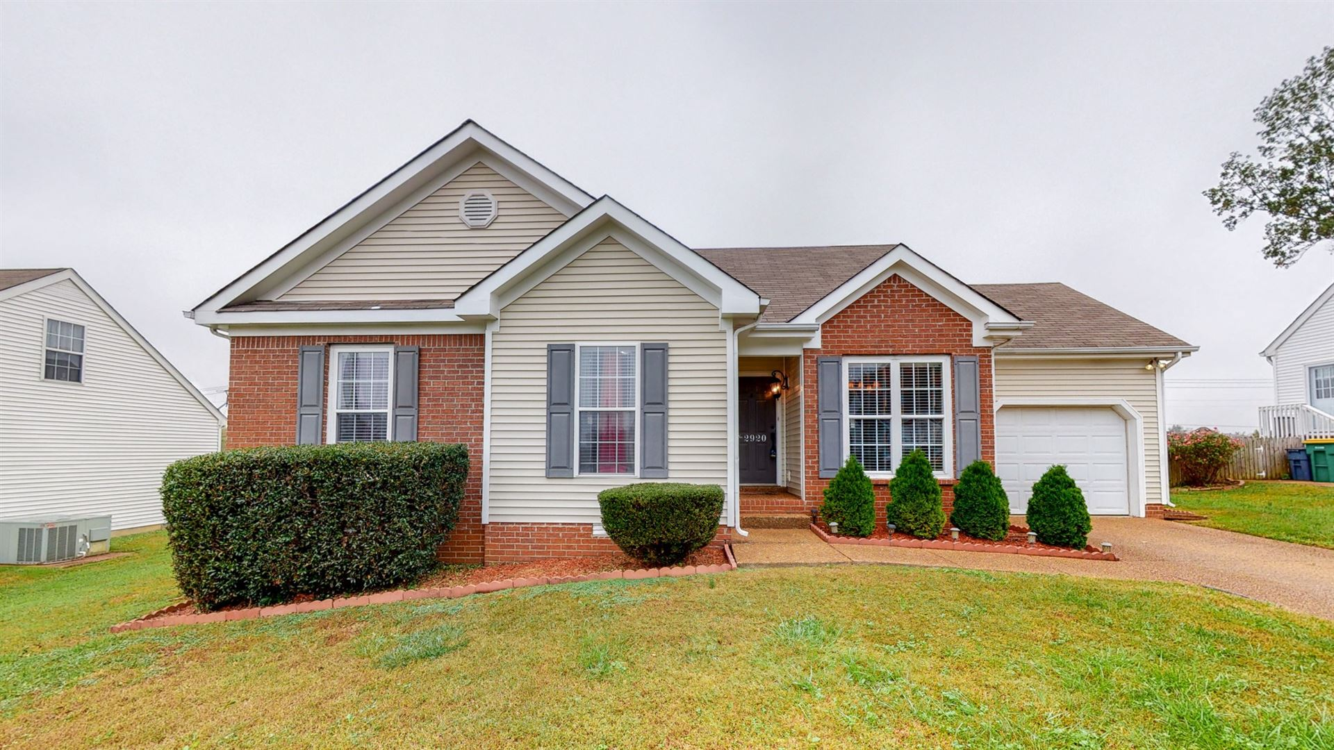 2920 Torrence Trl, Spring Hill, TN 37174 - MLS#: 2202798
