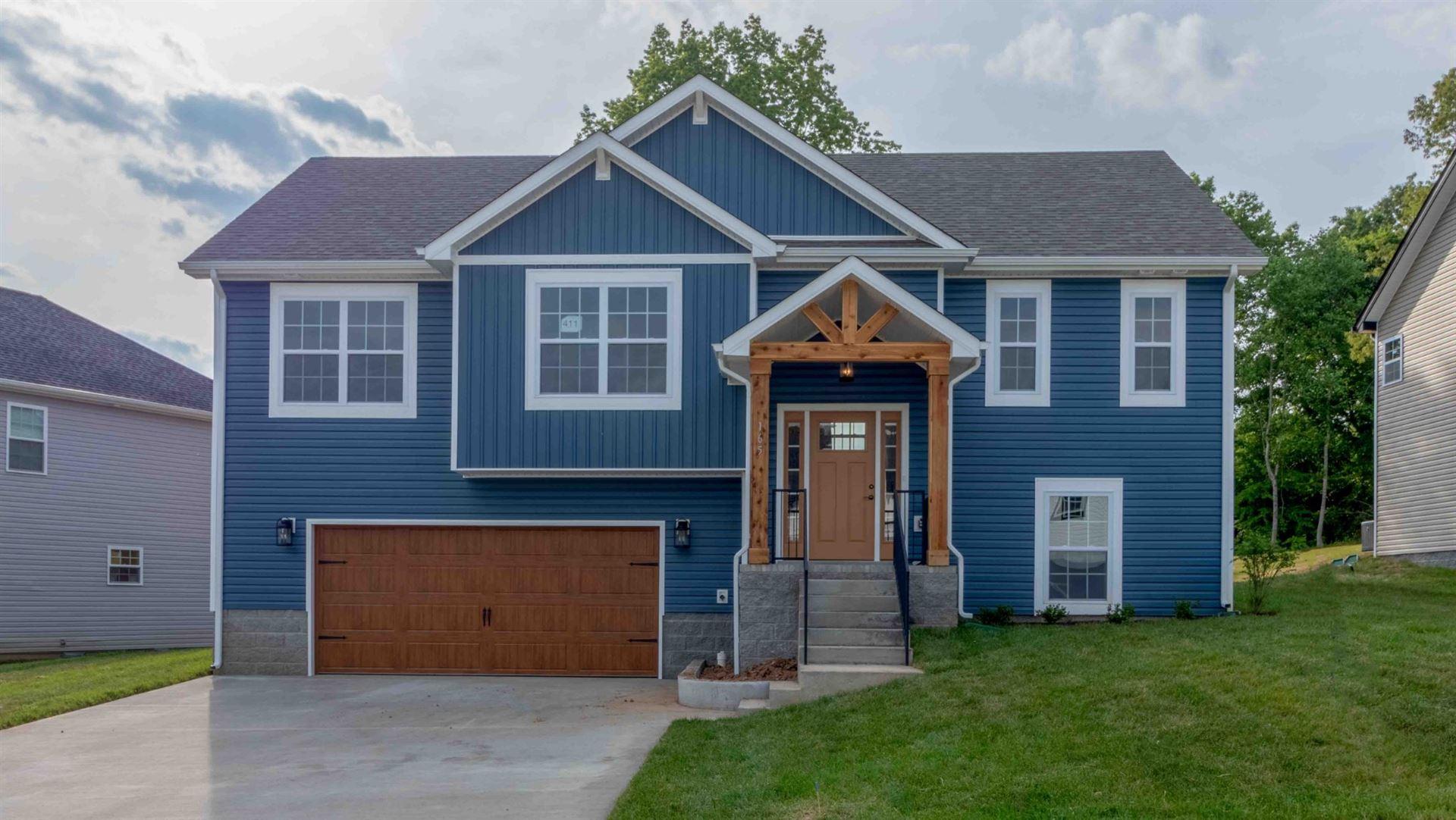 165 Bonnell Drive, Clarksville, TN 37042 - MLS#: 2206799