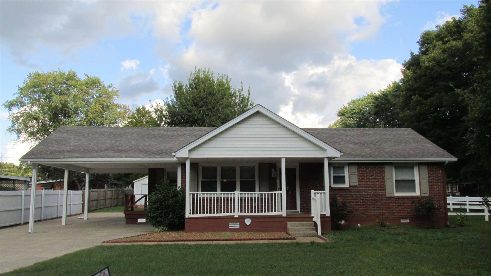 6 Welch St, Clarksville, TN 37040 - MLS#: 2292799