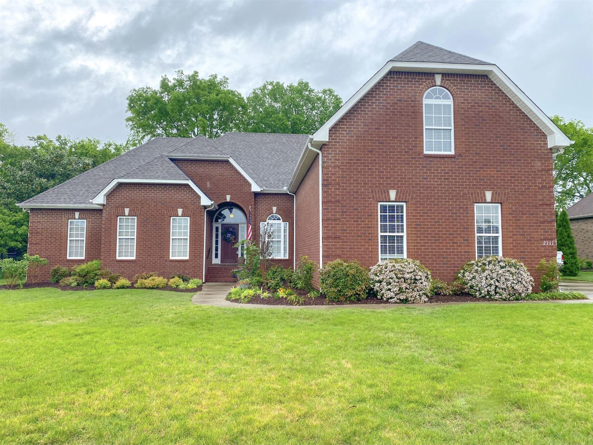 2111 Higgins Lane, Murfreesboro, TN 37130 - MLS#: 2271800