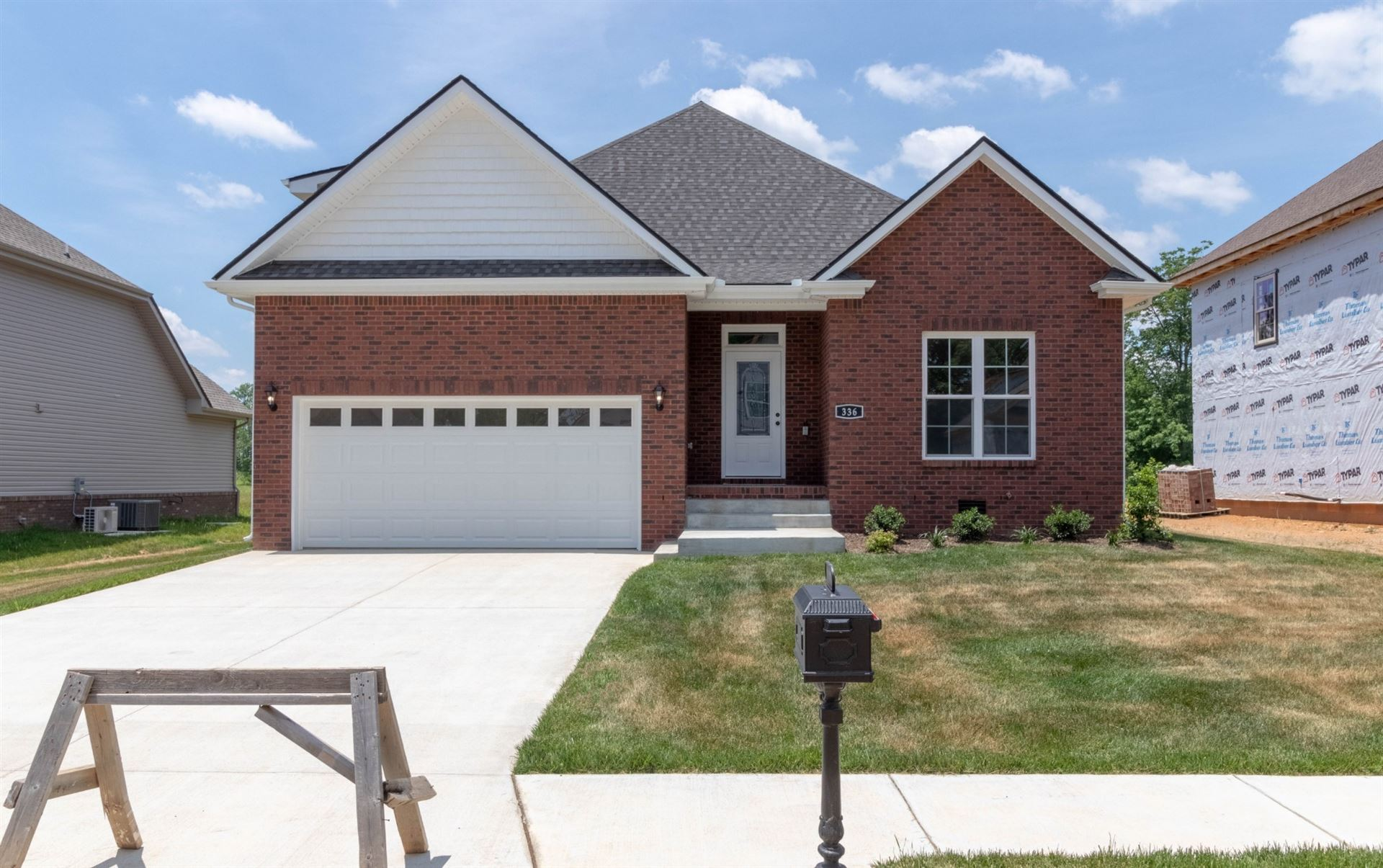 337 Chase Dr, Clarksville, TN 37043 - MLS#: 2162802