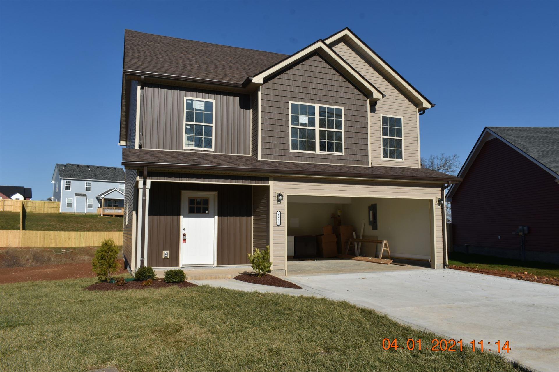 79 Chestnut Hill, Clarksville, TN 37042 - MLS#: 2184805