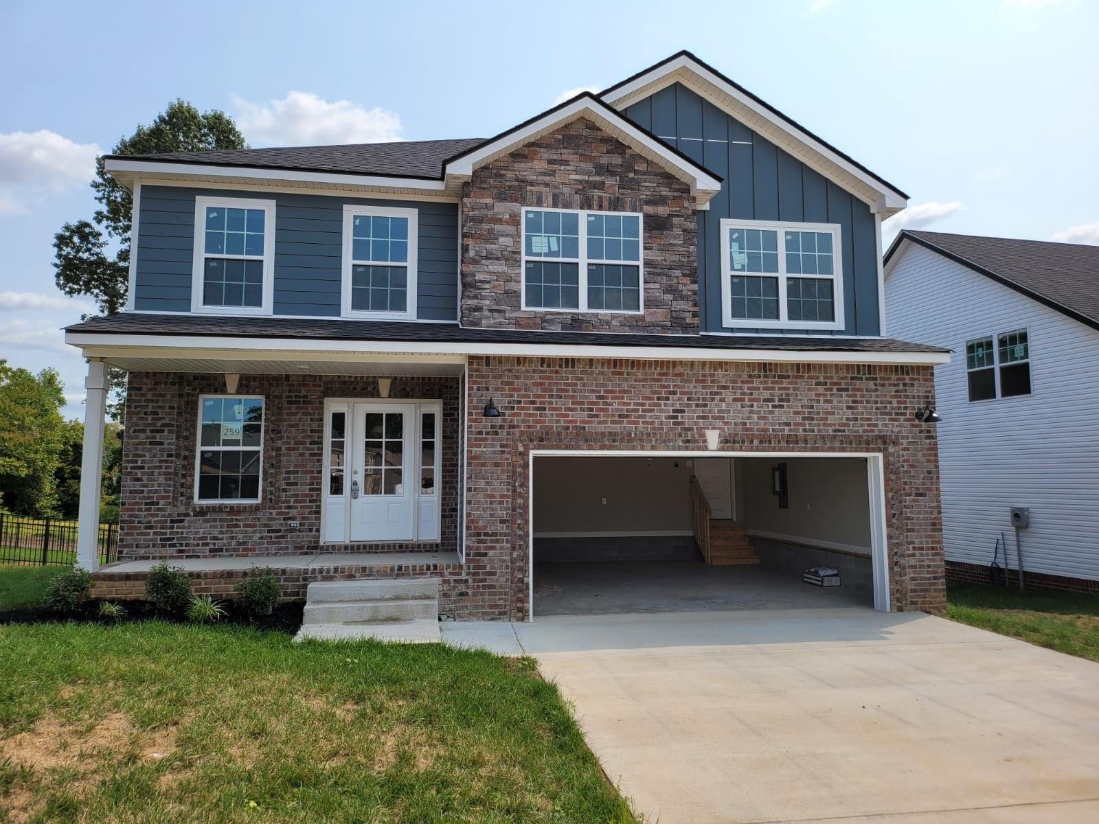 259 Charleston Oaks, Clarksville, TN 37042 - MLS#: 2254806