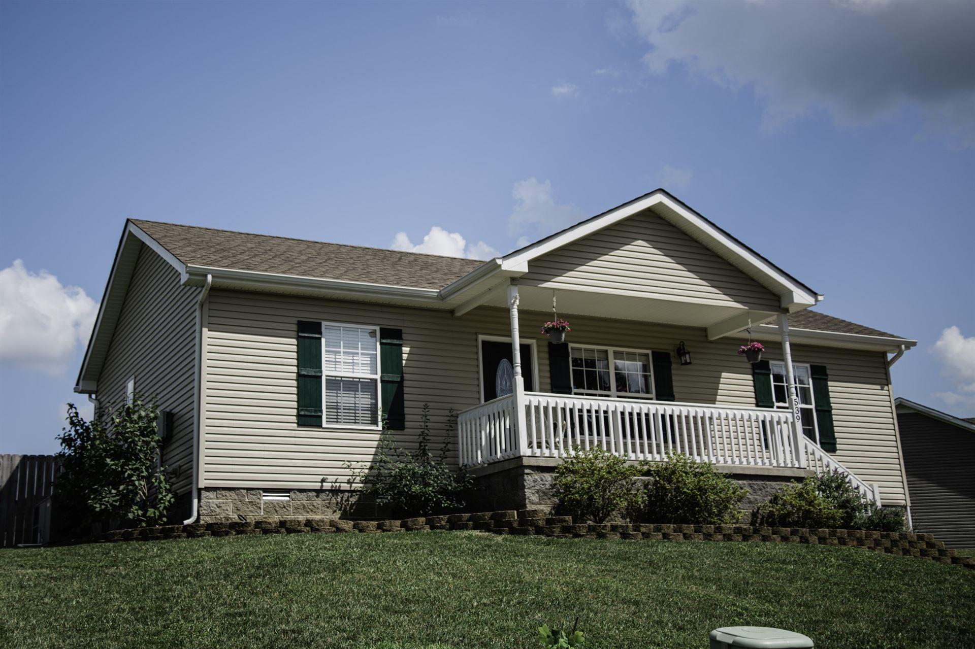 539 Cedar Valley Dr, Clarksville, TN 37043 - MLS#: 2293806