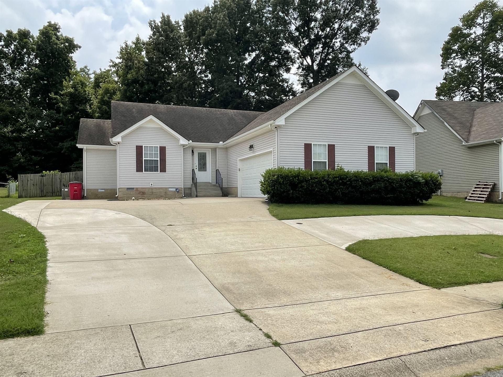 419 Athena Dr, Clarksville, TN 37042 - MLS#: 2277808