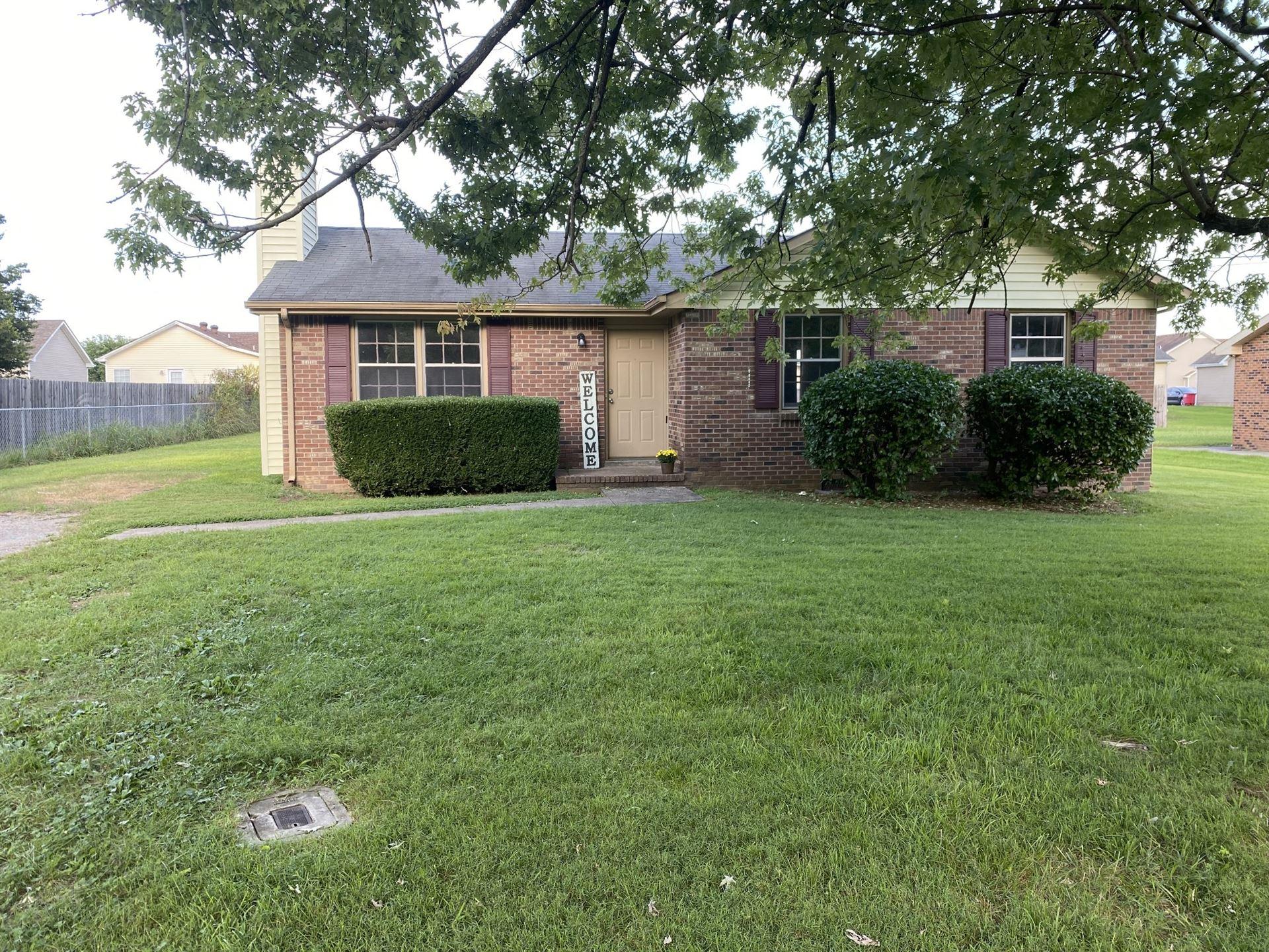 3463 Arvin Dr, Clarksville, TN 37042 - MLS#: 2289808