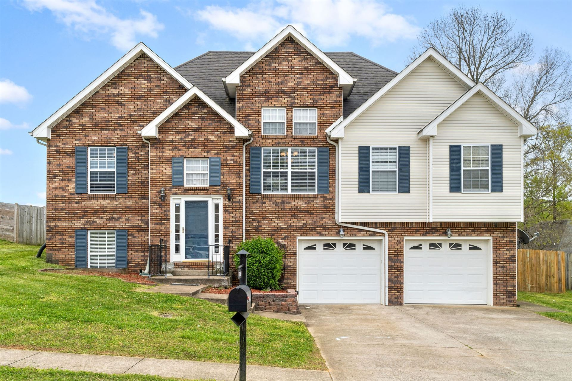 1709 Flagstone Dr, Clarksville, TN 37042 - MLS#: 2244811