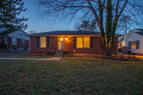 Photo of 3617 Rainbow Pl, Nashville, TN 37204 (MLS # 2114812)