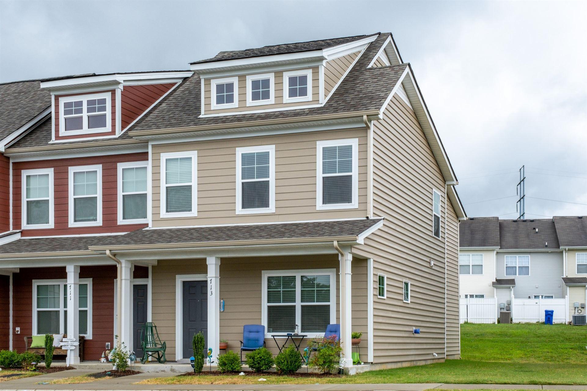 713 Bradburn Village Way, Antioch, TN 37013 - MLS#: 2291812