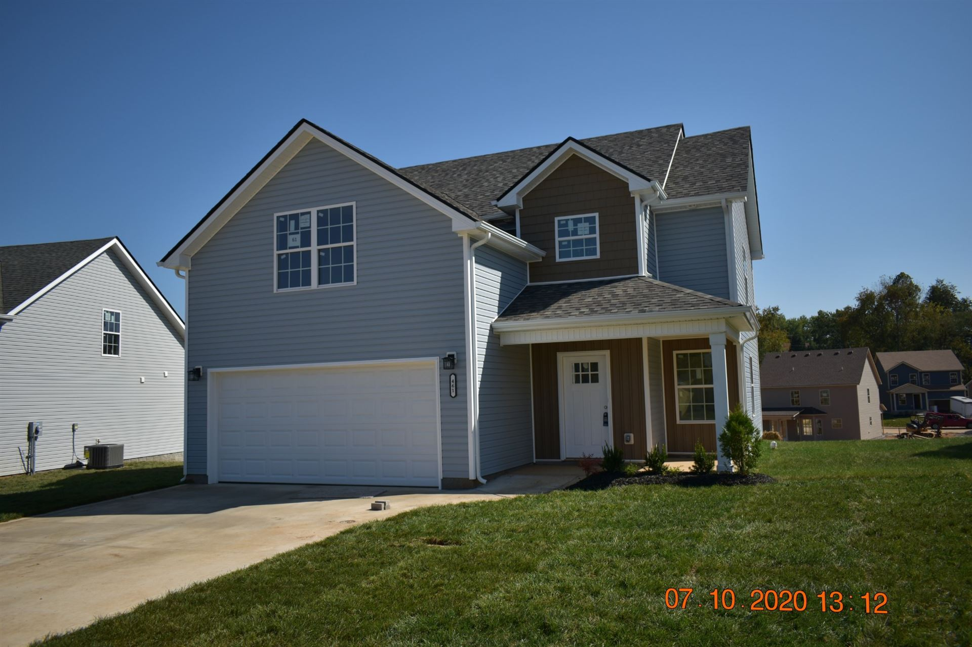 61 Chestnut Hill, Clarksville, TN 37042 - MLS#: 2129813