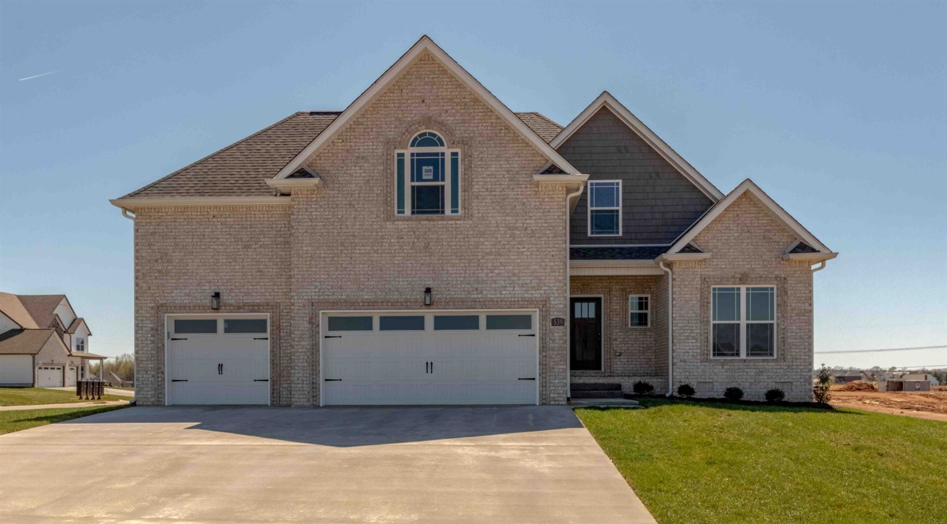 339 Wellington Fields, Clarksville, TN 37043 - MLS#: 2204814