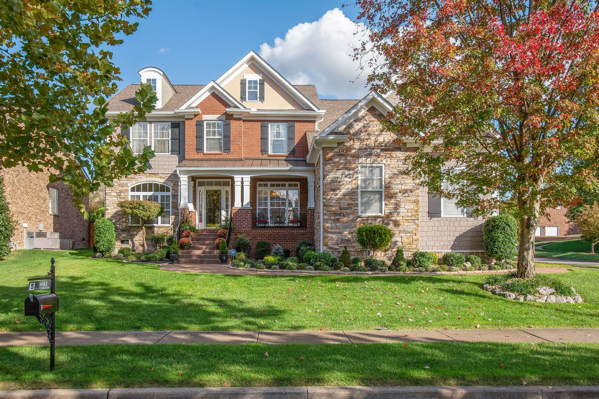 Photo of 3012 Westerly Dr, Franklin, TN 37067 (MLS # 2200816)
