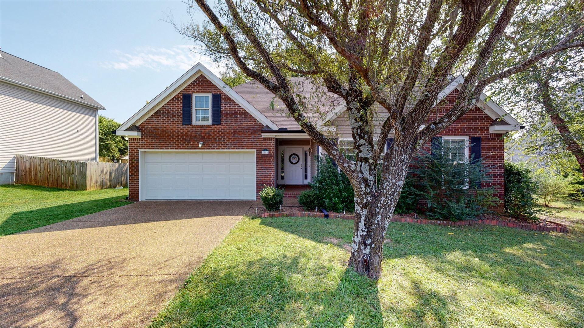 2804 Rippavilla Way, Spring Hill, TN 37174 - MLS#: 2290819