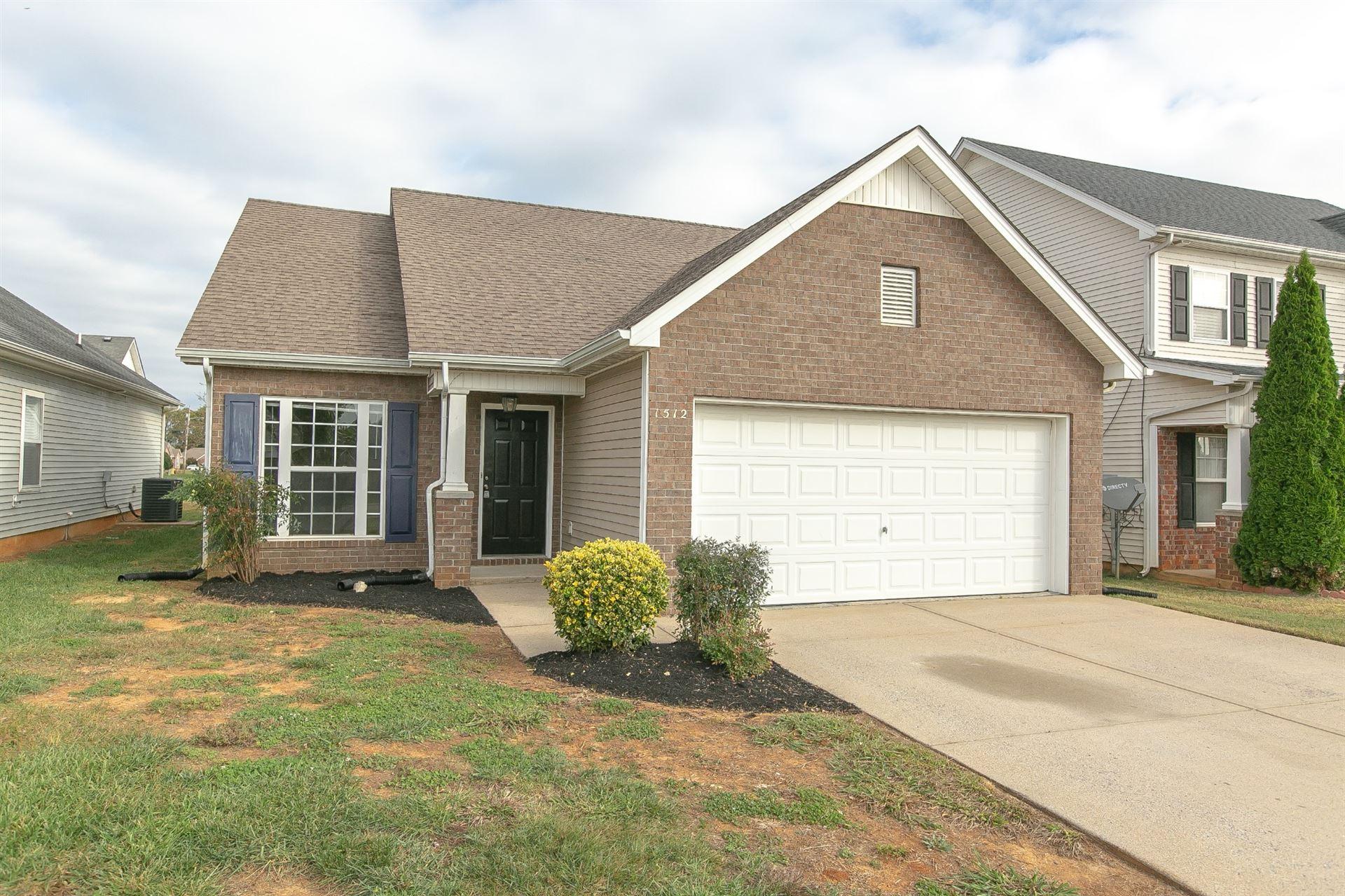 1512 Beaconcrest Cir, Murfreesboro, TN 37128 - MLS#: 2302821