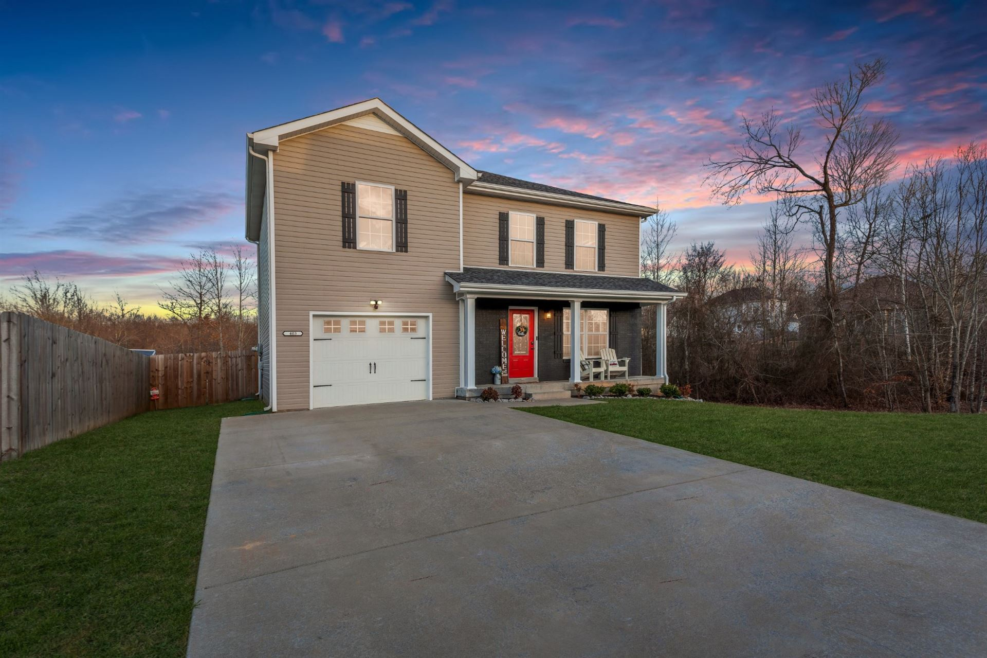 Photo of 403 Sapling St, Clarksville, TN 37042 (MLS # 2233824)