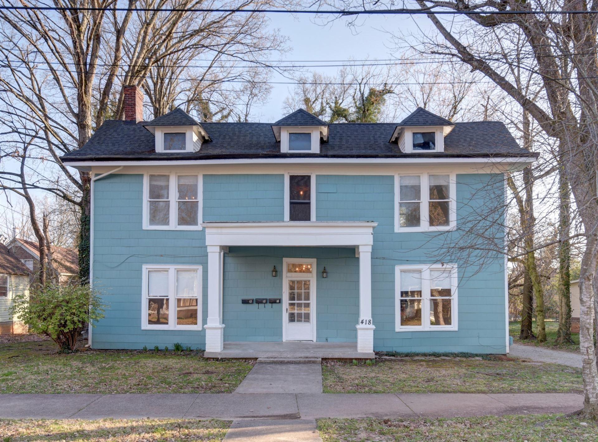 418 E College St, Murfreesboro, TN 37130 - MLS#: 2231825