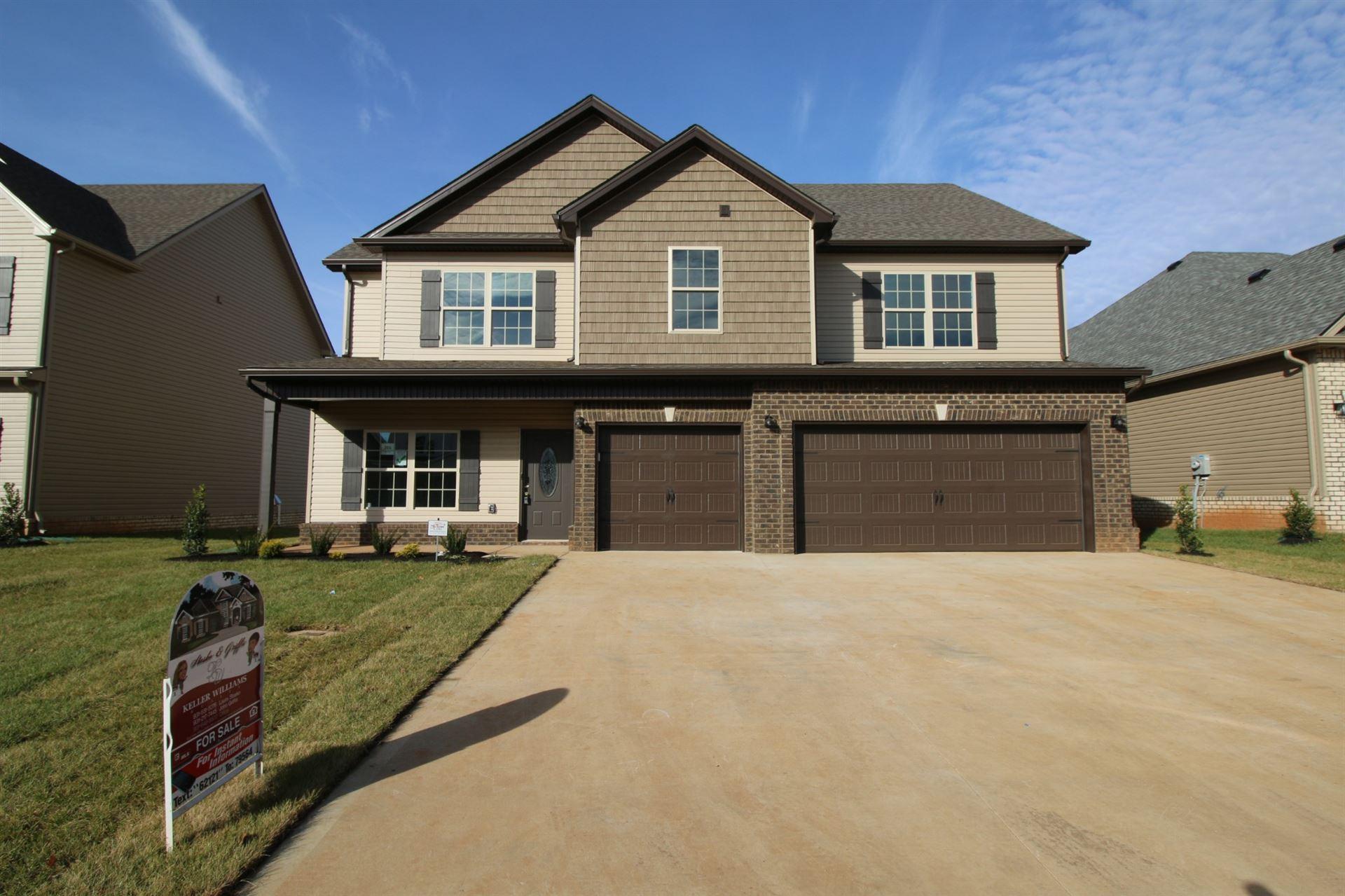 206 Mills Creek, Clarksville, TN 37042 - MLS#: 2283825